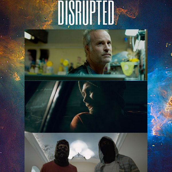 Disrupted Image