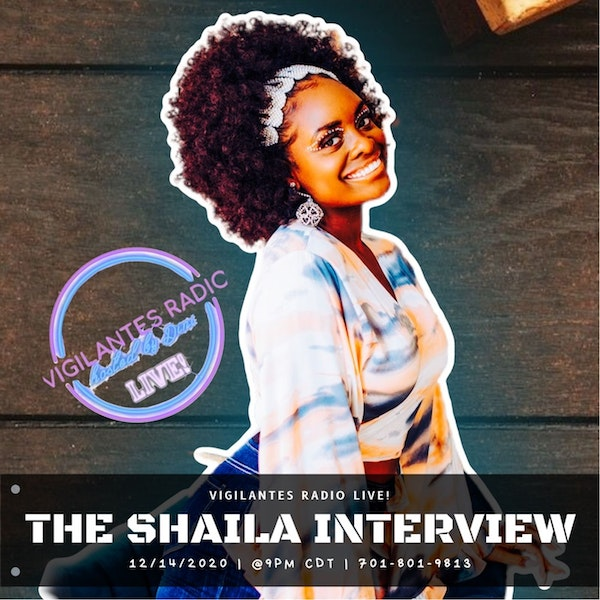 The Shaila Interview. Image