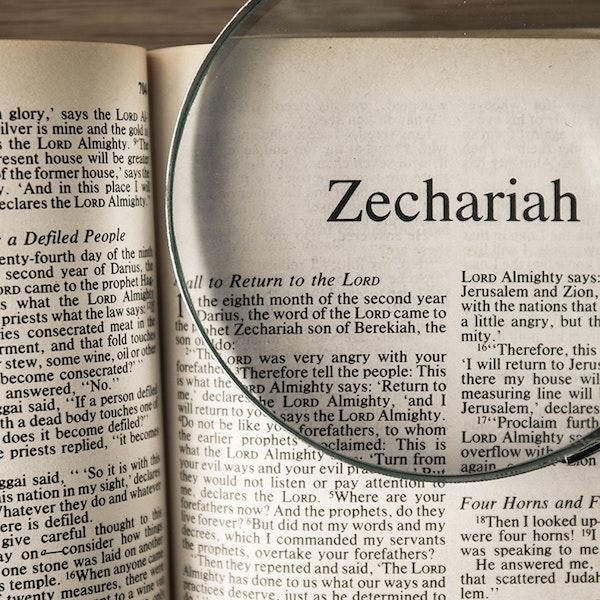 Bible Study Exercise: Zechariah 12 Pt 2 Image