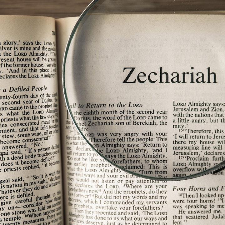 Bible Study Exercise: Zechariah 12