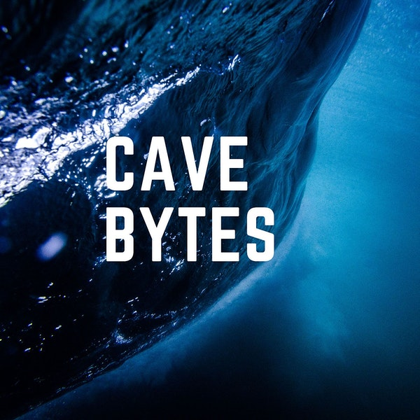 Cave Bytes Phil Bourassa Image