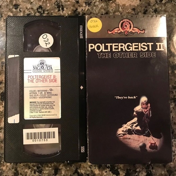 1986 - Poltergeist II: The Other Side Image