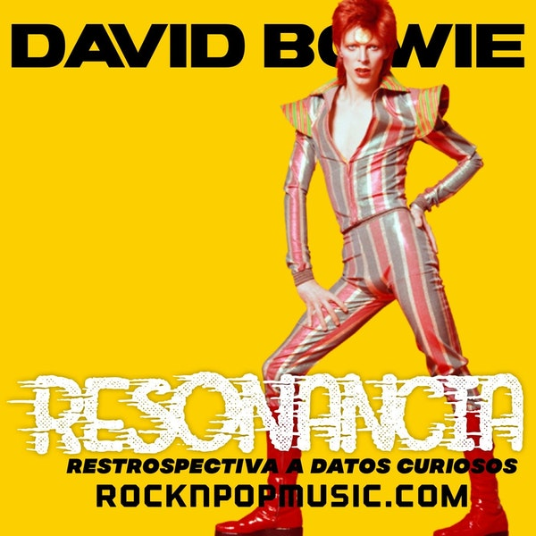 Resonancia #006 David Bowie Image