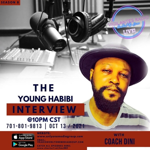 The Young Habibi Interview. Image
