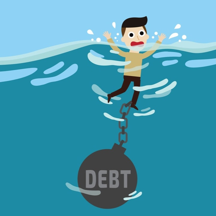 We are in Debt, Who Cares?