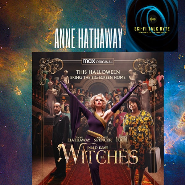 Byte Anne Hathaway On The Witches Image