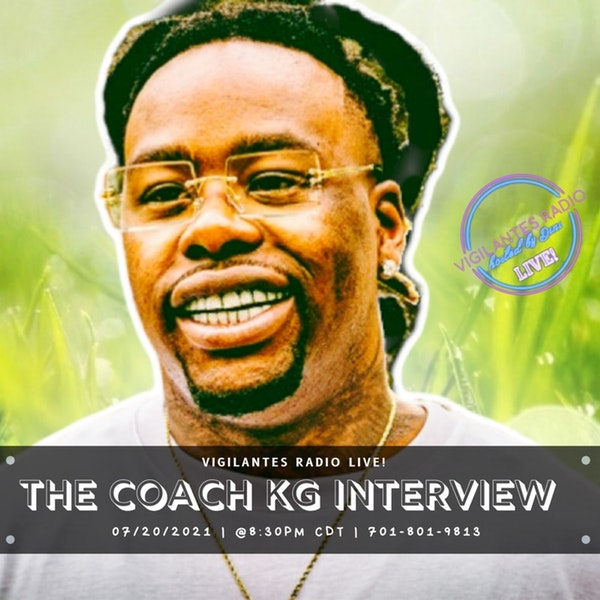 The Coach KG Interview. Image