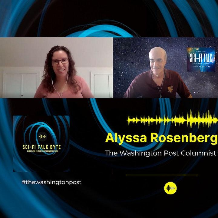 Episode image for Byte Alyssa Rosenberg