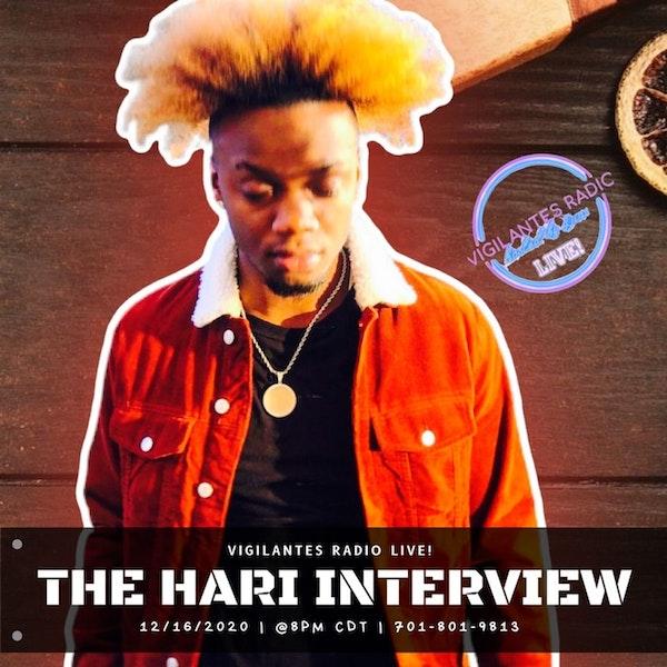 The Hari Interview. Image