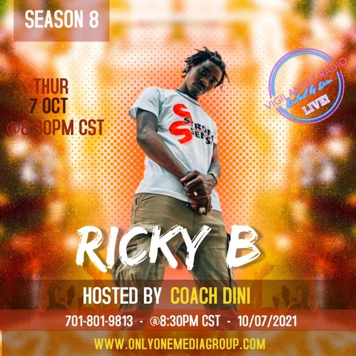 The Ricky B Interview.