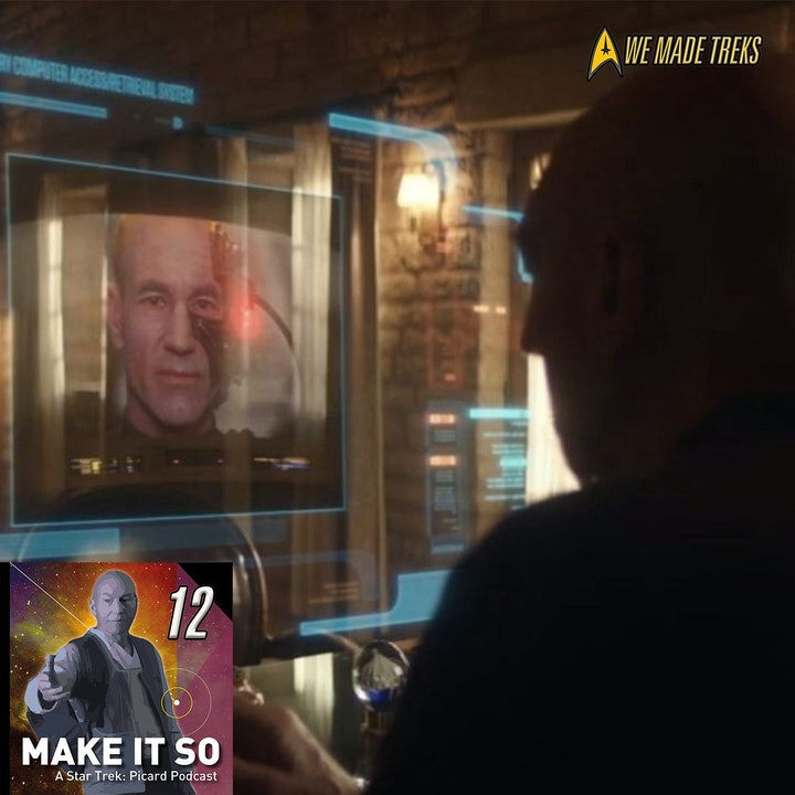 12. Star Trek: Picard 1x06 - The Impossible Box