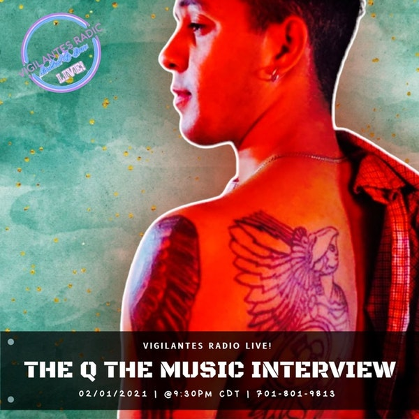 The Q The Music Interview. Image