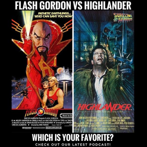 Flash Gordon (1980) vs. Highlander (1986): Part 1 Image