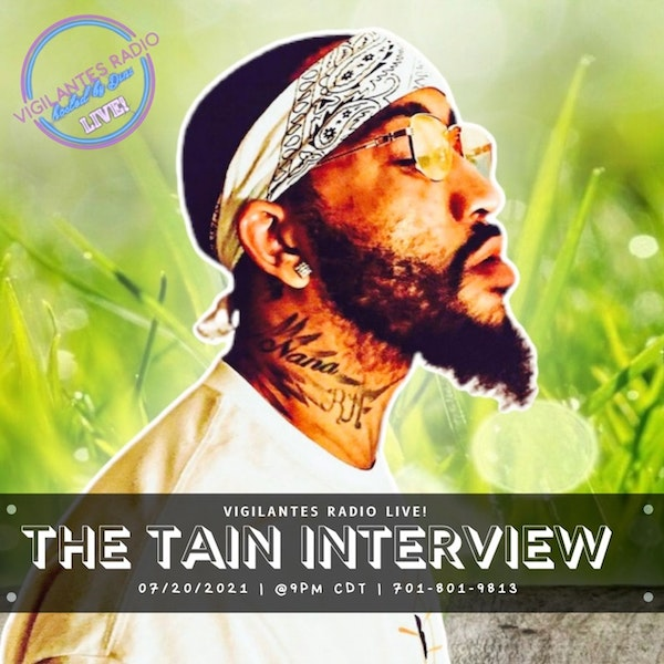 The TAIN Interview. Image