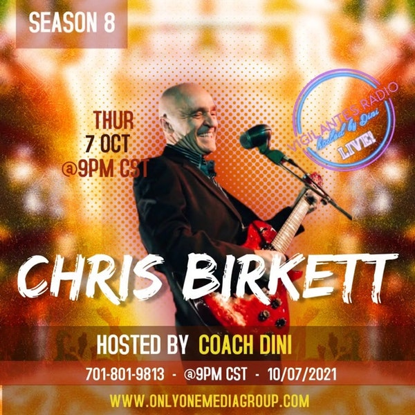 The Chris Birkett Interview. Image