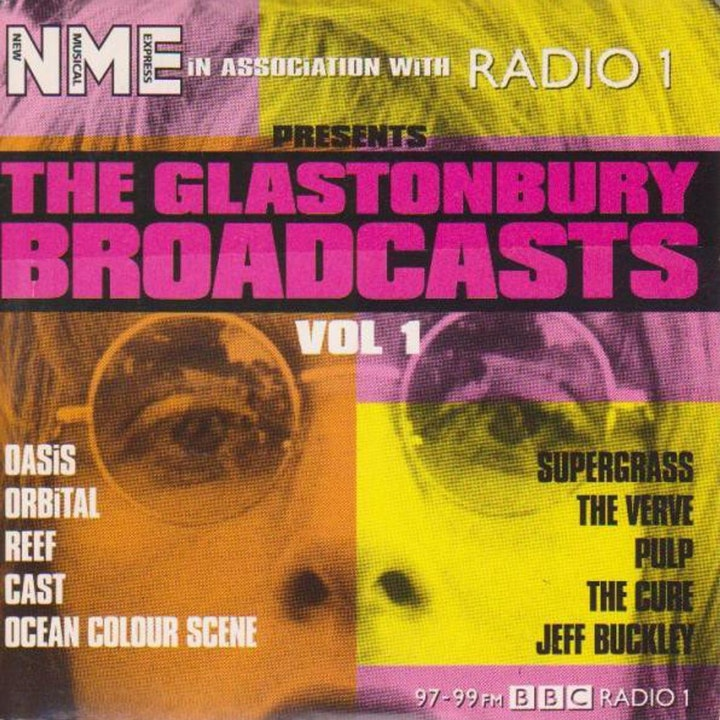 Free With This Months Issue 16 - Sarah Daniels selects NME & Radio 1 Present The Glastonbury Broadcasts Vol. 1