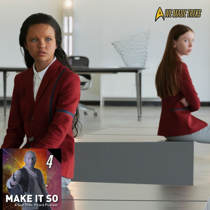 4. The Road to Picard: Children of Mars