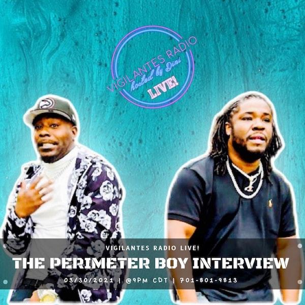 The Perimeter Boy Interview. Image