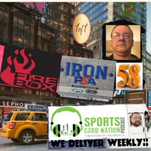 Ep.58 w/Writer Brian Flinn & SCD Podcast Cover story