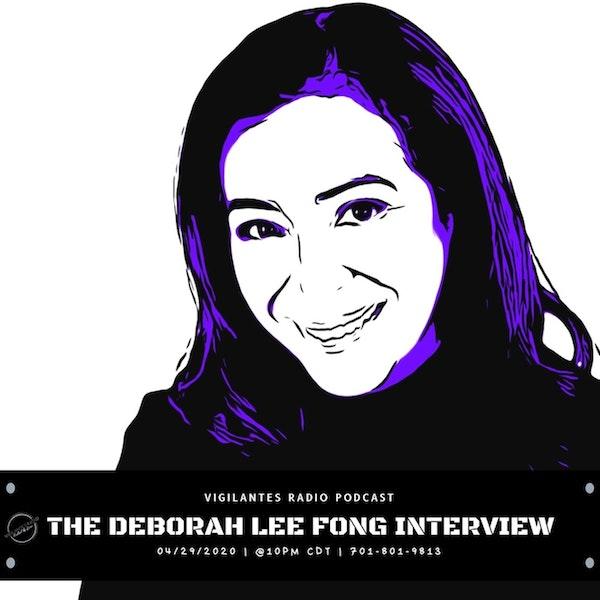 The Deborah Lee Fong Interview. Image