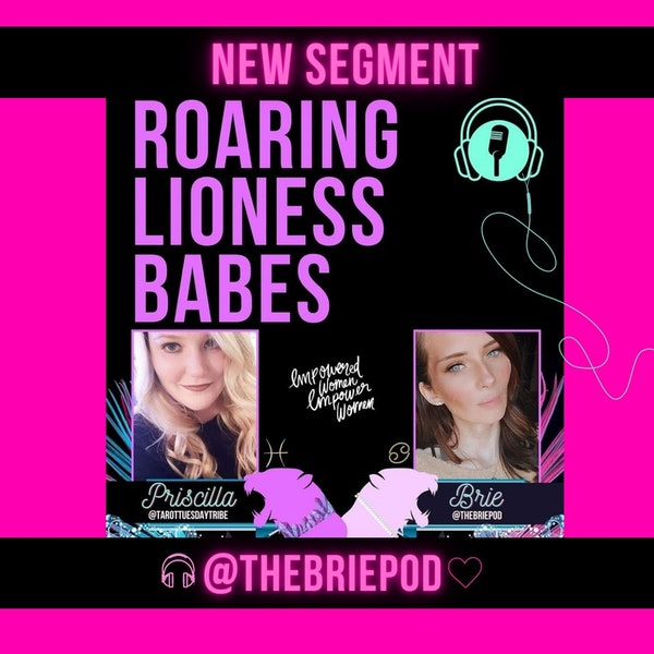 """Roaring Lioness Babes: """"Small-town mindset"""" Image"""