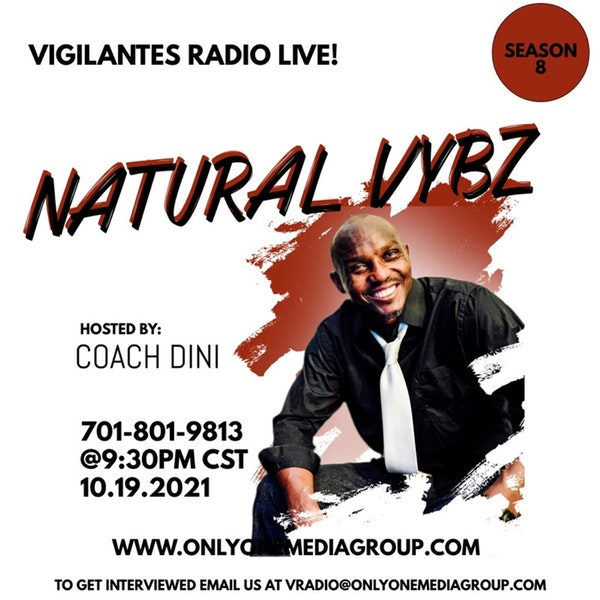 The Natural Vybz Interview. Image