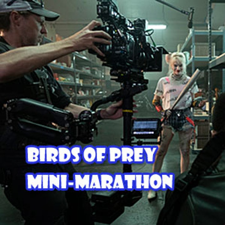 Byte Birds Of Prey Margot Robbie And Ewan McGregor