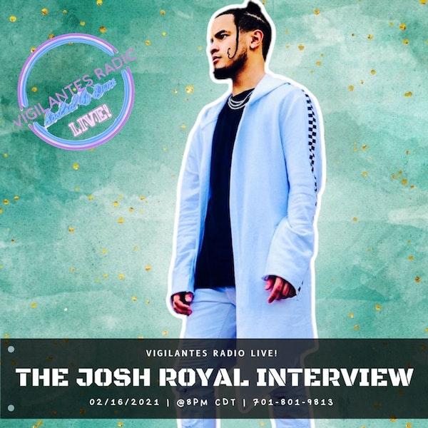 The Josh Royal Interview. Image