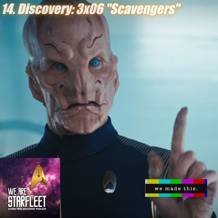 """14. Discovery: 3x06 """"Scavengers"""""""