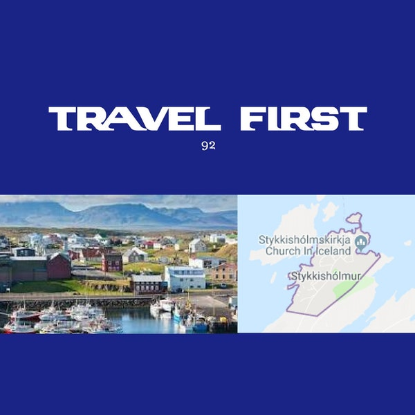 92: Iceland Day 5 - Stykkishólmur