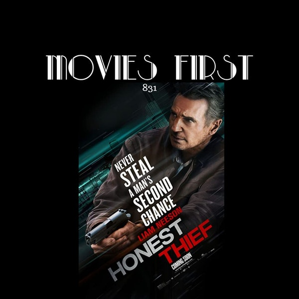 Honest Thief (Action, Crime, Drama) (the @MoviesFirst review)