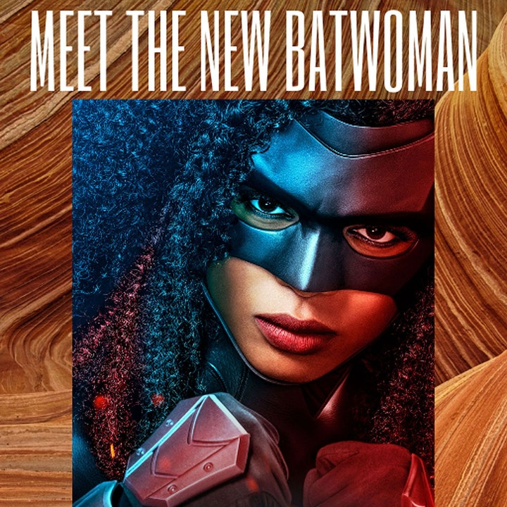 Episode image for Byte Meet The New Batwoman