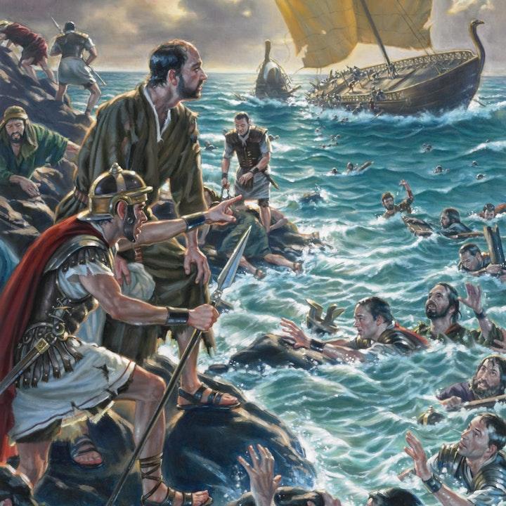 Discernment and a Shipwreck