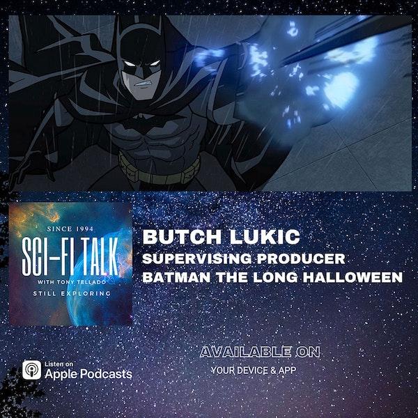 Butch Lukic Batman The Long Halloween
