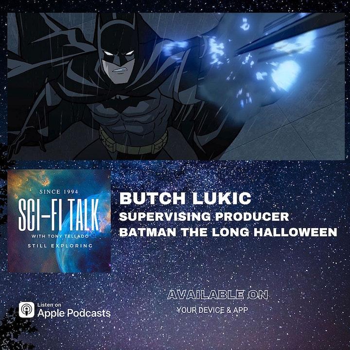 Episode image for Butch Lukic Batman The Long Halloween