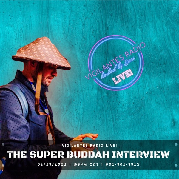 The Super Buddah Interview. Image