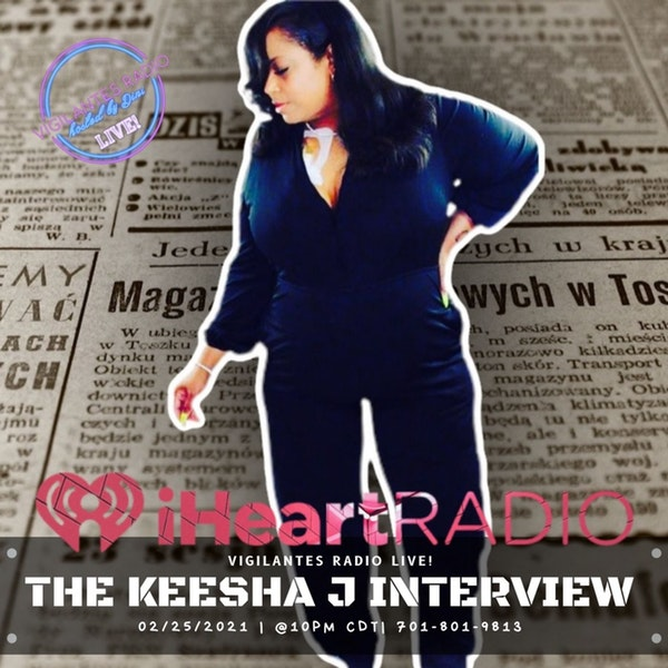 The Keesha J Interview. Image