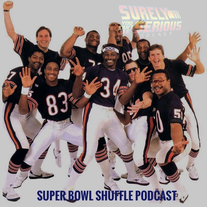 Super Bowl Shuffle 1985 - 35th Anniversary