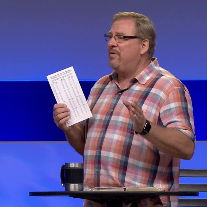 Rick Warren and a Fundamental Weakness in the Church