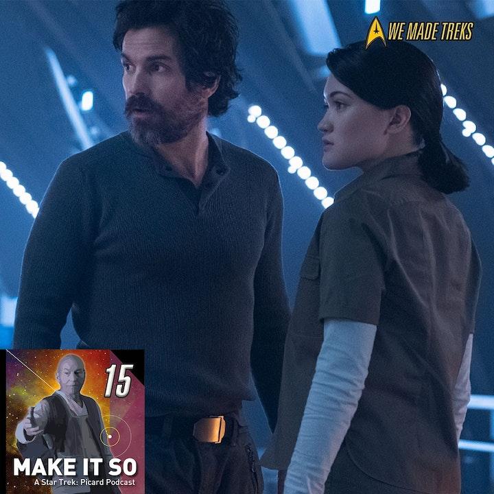 15. Star Trek: Picard 1x08 - Broken Pieces