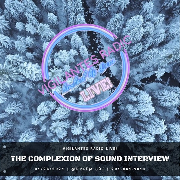 The Complexion of Sound Interview. Image