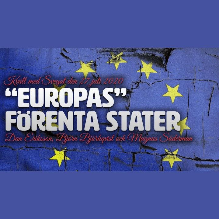 """95. """"Europas"""" förenta stater"""