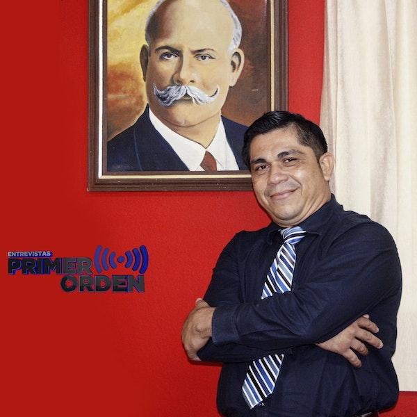 """ENTREVISTA   Espinoza: """"Es momento de dejar de pensar en pactos"""" Image"""