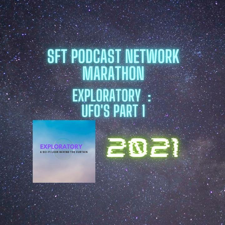 2021 Marathon Exploratory UFO's