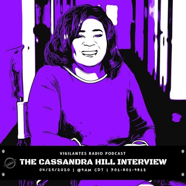 The Cassandra Hill Interview. Image