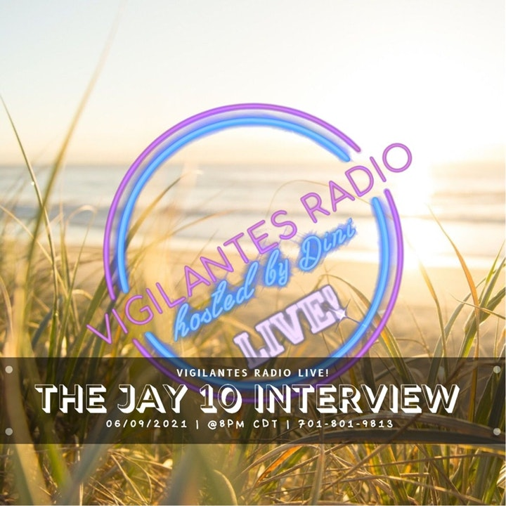 The Jay 10 Interview.
