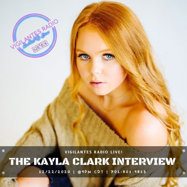 The Kayla Clark Interview. Image