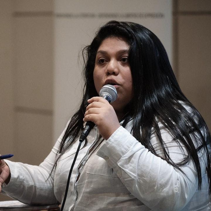 #ENTREVISTA   Valeska Valle: No se reconocen liderazgos juveniles de abril en la Coalición