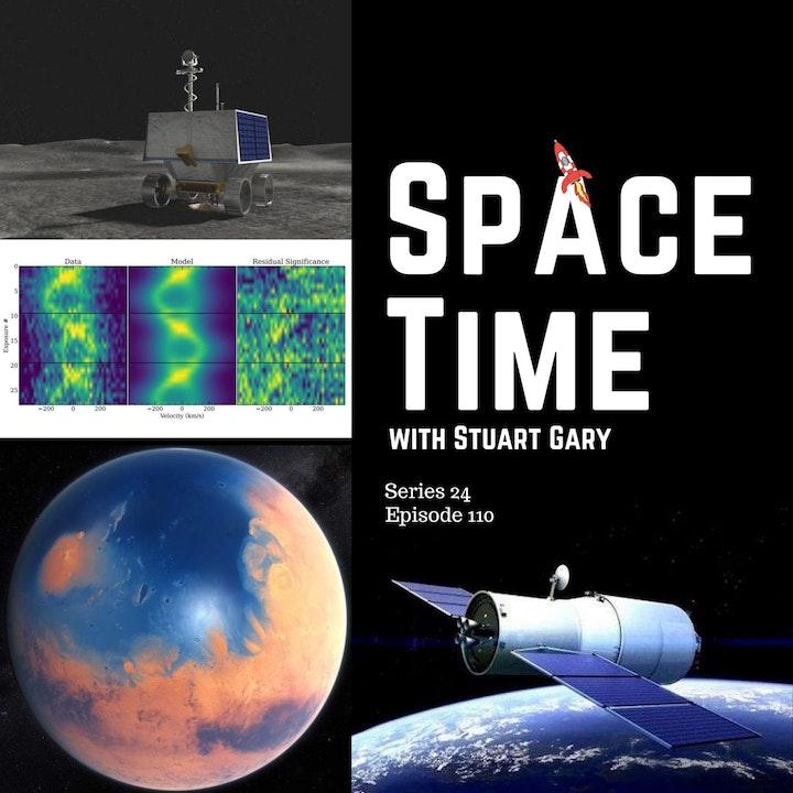 Episode image for A Landing Site Chosen for NASA's New VIPER Lunar Rover
