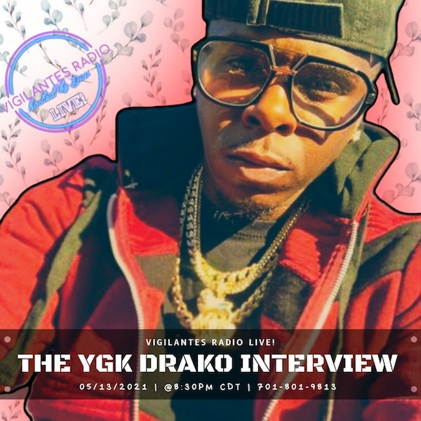The YGK Drako Interview. Image